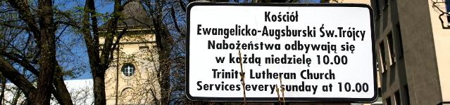 Parafia Ewangelicko-Augsburska Świętej Trójcy w Lubline