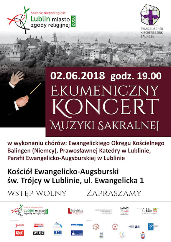plakat koncert-chorow