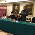 Debata o Biblii Ekumenicznej. Prof. K. Wojciechowska, bp Warsonofiusz, dyr. M. Platajs, dr. D. Bruncz, bp. M. Cisło