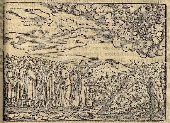 Litografia - Jeremiasz