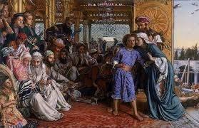 Odnalezienie Jezusa w swiat yni, William Homan Hunt